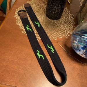 Guy's Hollister belt